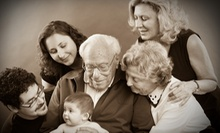 Photo-Shoot Packages at Positive Vista Photography & Art (Up to 81% Off). Three Options Available.