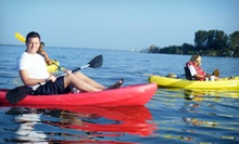 Two-Hour Kayaking Tour for One, Two, or Four from Island Time Kayaking (Up to 62% Off)