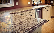 Custom-Countertop Installation and Stone Services from DFW Stoneworks (Half Off). Three Options Available.