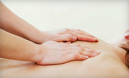 One or Two 60-Minute Therapeutic Massages at C.M. Massage (Up to 52% Off)