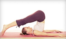 10 or 20 Classes at The Yoga House (Up to 82% Off)