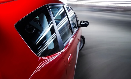 Tinting of Five Windows for a Sedan or SUV or Bluetooth Installation at Santa Monica Car Sound (Up to 53% Off)