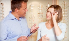 Prescription Eyewear at Central-Eyes Optical (Up to 83% Off). Three Options Available.