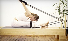 Pilates Classes or a Teaching Workshop at Functional Strength Pilates (Up to 88% Off). Four Options Available.