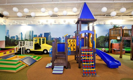 1, 3, 5, or 10 Family Day Passes or One or Three Drop-In Classes with Playtime at Citibabes (Up to 86% Off)