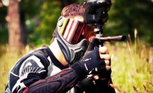 Paintball Outing with Equipment and Paintballs for Two, Four, or Eight at Off the Wall Adventures (Up to 57% Off)