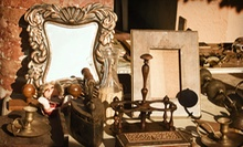 Weekend Visit for Two or Four to Grayslake Antique Market (Half Off) 