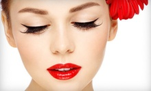 Permanent Eyebrows or Upper and Lower Eyeliner with Option of Touchup at Flawless Permanent Cosmetics (Up to 67% Off)