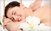 One or Two 60-Minute Massages with Aromatherapy at La Prestiges Salon and Spa (Up to 54% Off)
