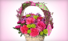 $15 for $30 Worth of Fresh Flowers and Gifts at A Little Something Gifts & Flowers