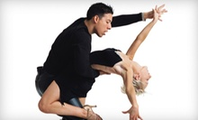 Eight Beginners' Classes or One Month of Unlimited Beginners' Classes at Latin Dance Pro (Up to 64% Off)