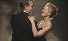 Four- or Eight-Week Course for Two at Just Dance Swing Ballroom (Up to 53% Off)