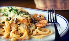 Italian Dinner for Two or Four on FridaySaturday or SundayThursday at A'Tavola Ristorante (Up to 52% Off)