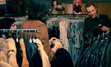 $15 for $30 Worth of Clothing and Accessories at The Clothing Warehouse