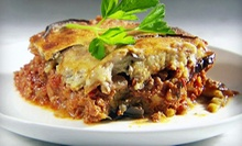 $15 for $30 Worth of Greek Cuisine at Poseidon Greek Restaurant &amp; Outdoor Lounge