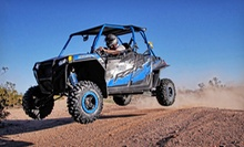 Full-Day Quad Rental for One, or a UTV Rental with Two Seats from GoFast Rental (Half Off)