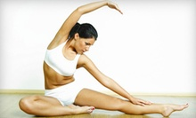 One, Two, or Three Months of Unlimited Yoga and Mat Pilates Classes at Pure Balance (Up to 85% Off)