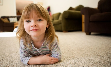 One- or Two-Story Whole-House Carpet Cleaning, or Tile Cleaning from Russell's Quality Carpet (Up to 70% Off)