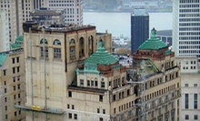 $10 for a Historical Walking Tour for Two in June, July, August, or September from Preservation Detroit ($20 Value)