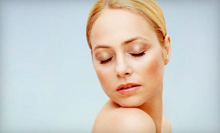 Facial and 50-Minute Swedish or Hot-Stone Massage for One or Two at The Face Place (Up to 58% Off)
