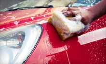 $39 for $80 Worth of Car Washes and Detailing Services H2O Hand Car Wash and Detail and Genie Car Wash