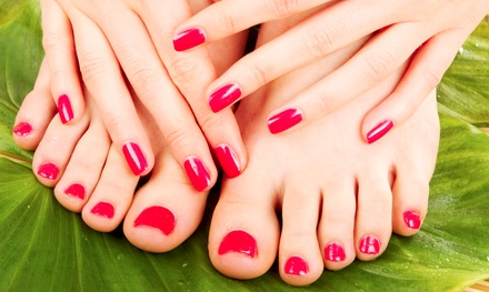 Spa Services at Angel Tips (Up to 56% Off). Choose from Four Options.