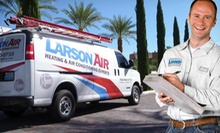 $49 for Furnace Safety Check from Larson Air ($119 Value)