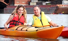 Kayak Rental, Sunset Tour, or Architectural Tour from Kayak Chicago (Up to 51% Off). Five Options Available.