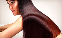 Hairstyling Packages at Panache Hair Salon (Up to 64% Off). Four Options Available.