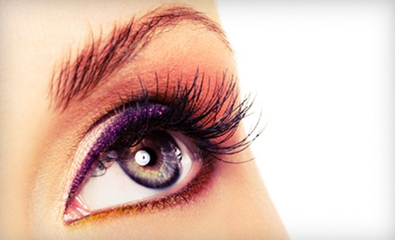 One or Three Eyebrow-Threading Sessions at Wink Threading Salon (Up to 56% Off)