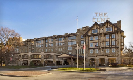 Stay at The Elms Hotel & Spa in Greater Kansas City