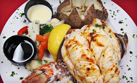 New Orleans–Inspired Cuisine at Crawdaddy's (Half Off). Two Options Available.