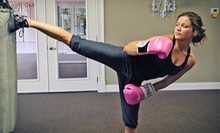 Five Womens Fitness Classes or One or Three Months of Unlimited Classes at FitChix Fitness Studio (Up to 60% Off)