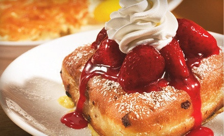 $10 for $20 Worth of Comfort Food and Drinks at IHOP