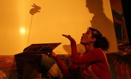 Bilhete individual para Íris no Mundo Mágico da Música por 4 € no Teatro Turim de 9 a 31 de janeiro