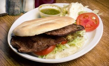 $12 for $25 Worth of Mexican Cuisine at El Vaquero Restaurant