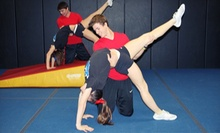 $20 for Four 60-Minute Tumbling Classes at Power ($40 Value)