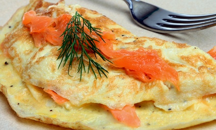 Farm-to-Table Brunch and Drinks for Two or Four at 83 1/2 (46% Off)