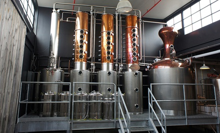 $15 for a Distillery Tour and T-Shirt for One at Watershed Distillery ($30 Value)