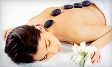 One 60- or 90-Minute Massage, or One 60-Minute Hot-Stone Massage at Sandra's Massage Therapy (Up to 57% Off)