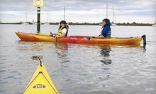 Semi-Private Lesson and Three-Hour Guided Tour for One or Two from St. Augustine Kayak Company (Up to 65% Off)