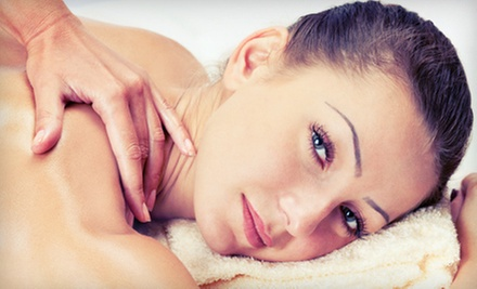 $59 for a 60-Minute Massage and 50-Minute Facial at Tony &amp; Friends Salon and Spa ($120 Value)