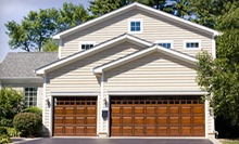 Rubber-Sealant Replacement or Tune-Up and Inspection for One or Two Garage Doors from Ohio Door Guys (Up to 67% Off)