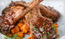 American Meal for Two or Four with Appetizers, Entrees, and Drinks at Grill 26 (51% Off)