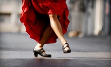 $19 for 2 Salsa Classes and 3 Bachata or Ballroom Dance Classes ($75 Value)