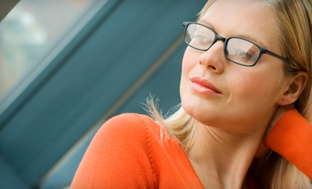 $29 for an Eye Exam and $250 Worth of a Complete Pair of Prescription Glasses at Michael's Optical ($280 Value)