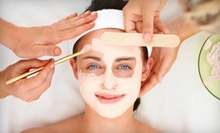 Organic Raindrop Treatment and Facial Packages at Affinity Wellness Salon & Spa (Up to 64% Off). Two Options Available.