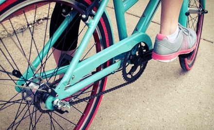 $59 for a Bicycle Overhaul and Inner Tube at Chain Reaction Bike Shop ($120 Value)