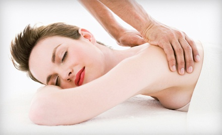 60- or 90-Minute Massage at Synergy Therapeutic Massage (Up to 63% Off)