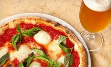 $22 for a Pizza Meal for Up to Four with a Pitcher of Beer and One Appetizer at Cheesie's Pub & Grub (Up to $45 Value)